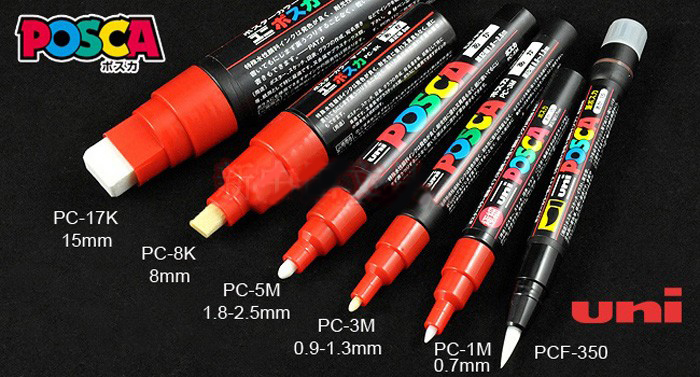 Where Can I Buy Uni Paint Markers